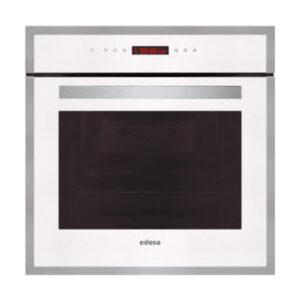 Horno EDESA EOE-7040 WH multifunción plus de 70 litros de 6 programas de cocinado y 2 especiales.