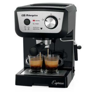 Cafetera ORBEGOZO EX 5000 expresso