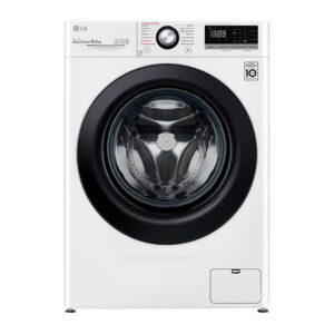 Lavadora LG F4WV3010S6W inteligente, 10,5kg, 1400rpm, A+++(-40%), Blanca, Serie 300