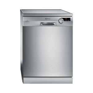 Lavavajillas BALAY 3VS506IP, Libre Instalación, 60 cm. 12 servicios, Blanco