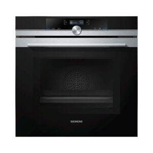 iQ700, Horno con microondas SIEMENS HM633GBS1 , 60 x 60 cm, Acero inoxidable